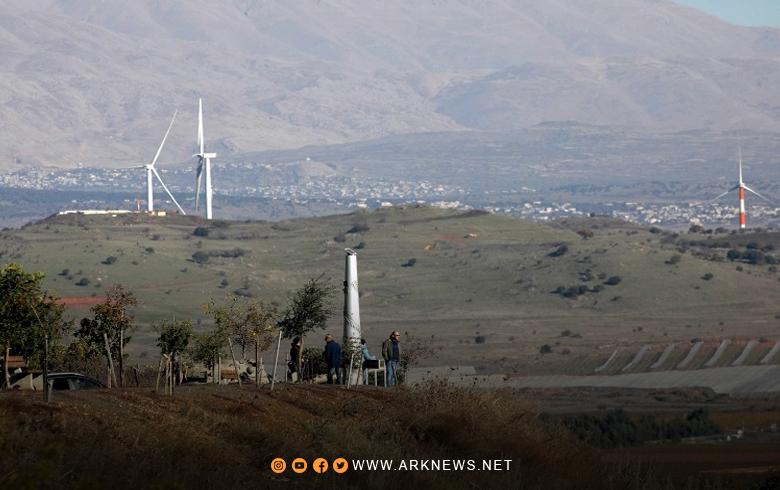 الجيش الإسرائيل يدمر نقطة مراقبة لمسلحي النظام السوري في الجولان