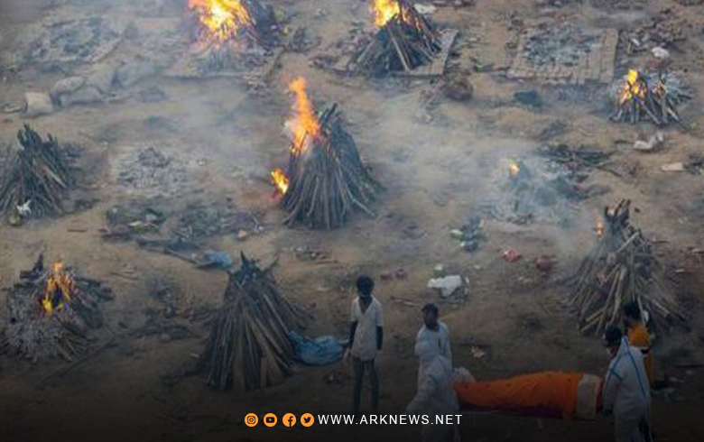 الهند.. امرأة تبعث قبل حرق جثمانها بثوان قليلة