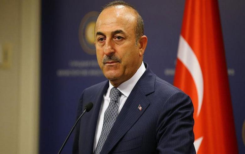 أوغلو نحن قريبون من الاتفاق حول لجنة صياغة الدستور في سوريا
