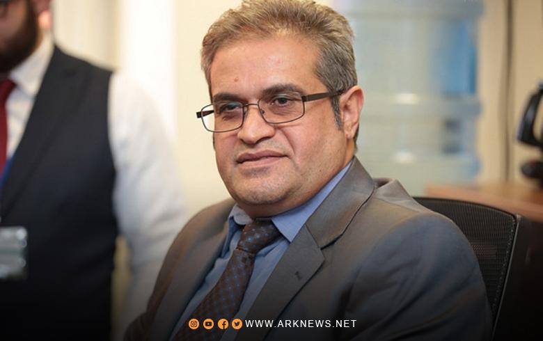 عبدالباسط حمو لـ آلدار خليل : الذي يتاجر بدماء الشهداء الكورد هو المرتزق بعينه