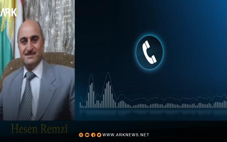 حسن رمزي: الـPYD باعتقاله للمدرسین یبعث برسائل خطرة على مستقبل الكورد في كوردستان سوريا
