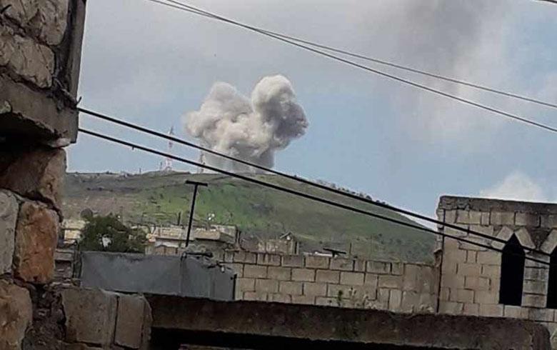 الائتلاف يدعو لوقت الجرائم في ادلب ويبحث الوضع مع ممثلي الدول