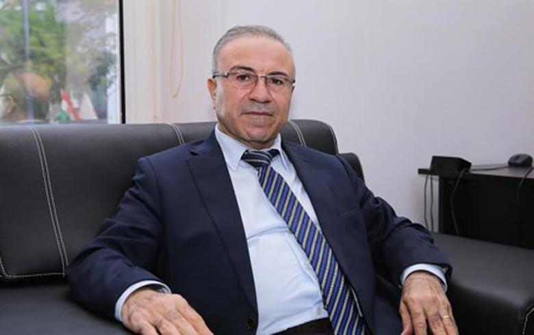 عبدالحكيم بشار : ال knk احد أذرع ال pkk