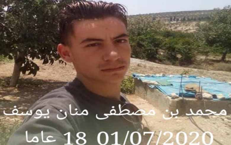 Afrin.. Locals find hanged body of young man from Husse village