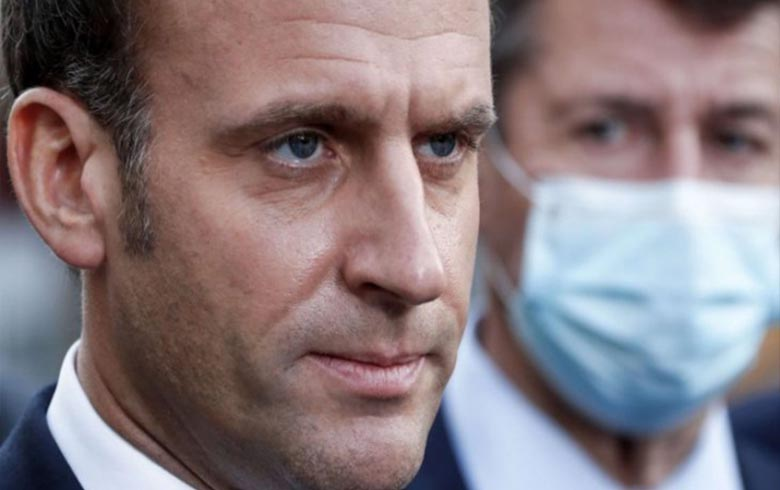The UAE defends Macron and supports his positions against Muslims