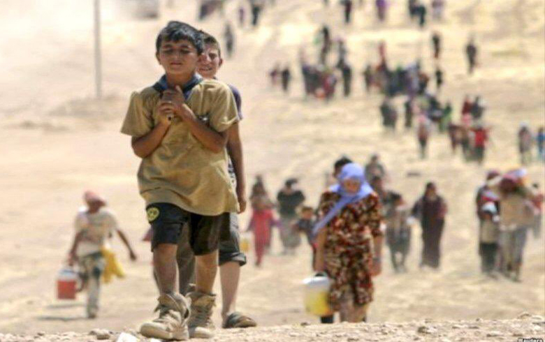 Today Marks the 7th Anniversary of the Yezidi Genocide by IS