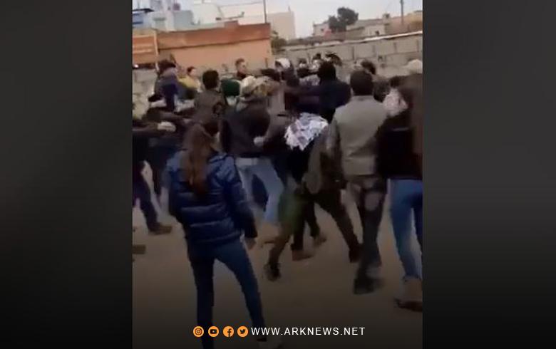 عاجل.. أسايش الـPYD تعتدي على الأطفال والنساء بمدينة في كوردستان سوريا