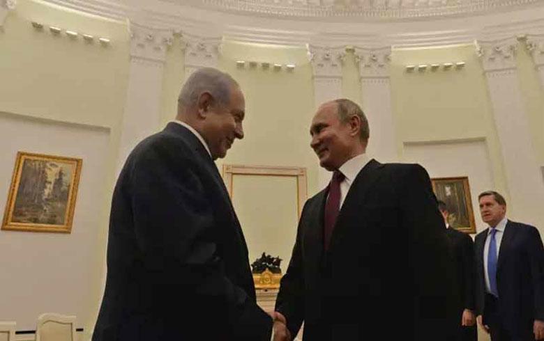 بوتين يزور إسرائيل
