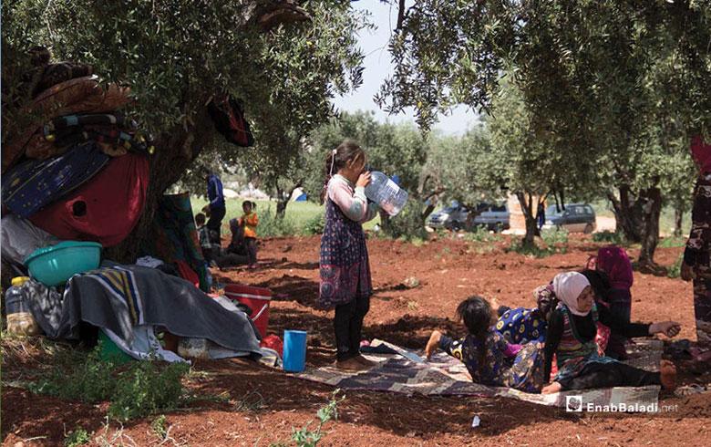 الدفاع الروسية تكشف عدد المستعدين لمغادرة إدلب