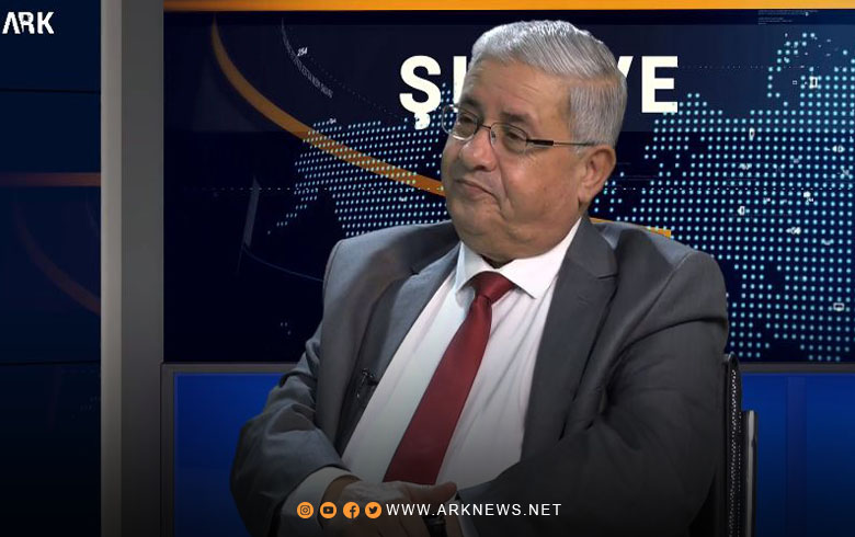 Nori Brimo: Mazloum Abdi is not the one who determines what ENKS is entitled to and what is not