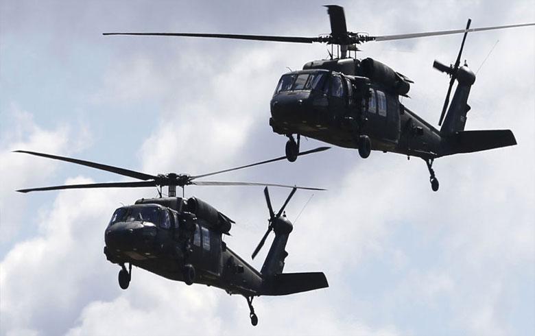 العراق... القوات الأمريكية تنشئ مهبطا للمروحيات يمكنها من مراقبة الحدود مع سوريا