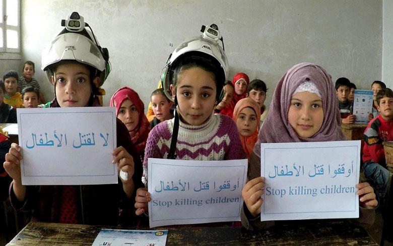 Yûnîsîf: Li Bakûrê Sûriyê 20 zarok hatin kuştin