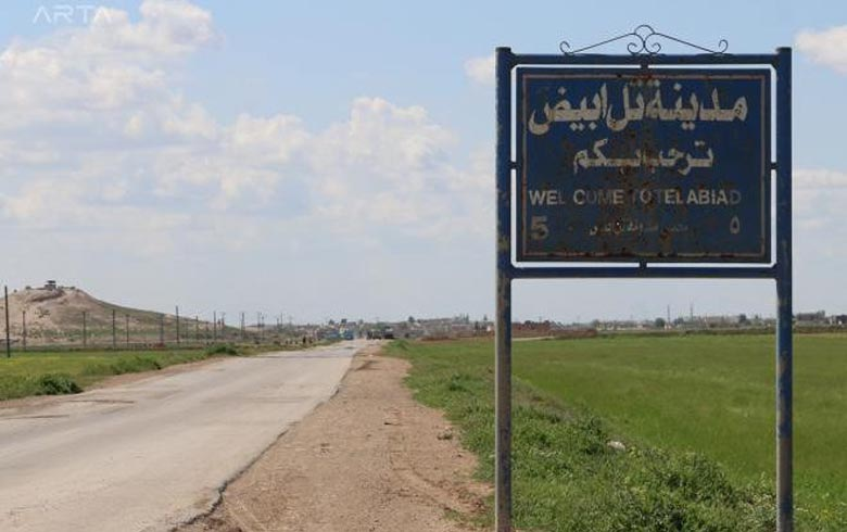 Raqqa.. Fierce clashes continue in Tal Abyad, leaving nearly ten Turkish-backed militiamen dead or wounded