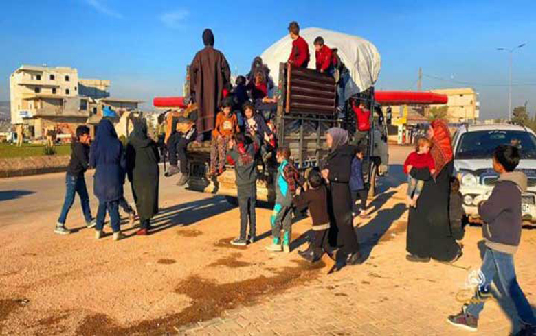 قوات النظام أطلقت النار عمداً على نساء مسنّات قرب حلب
