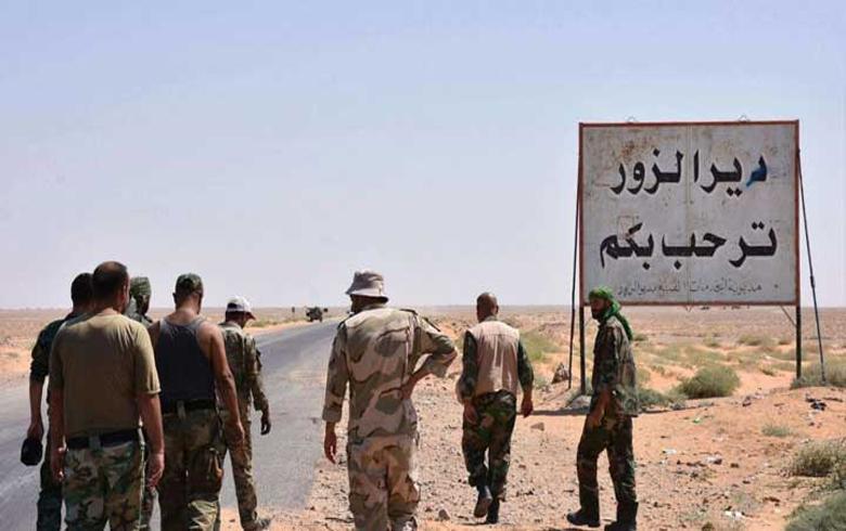 عناصر مدعومة من إيران تستولي على ممتلكات مدنيين في البوكمال