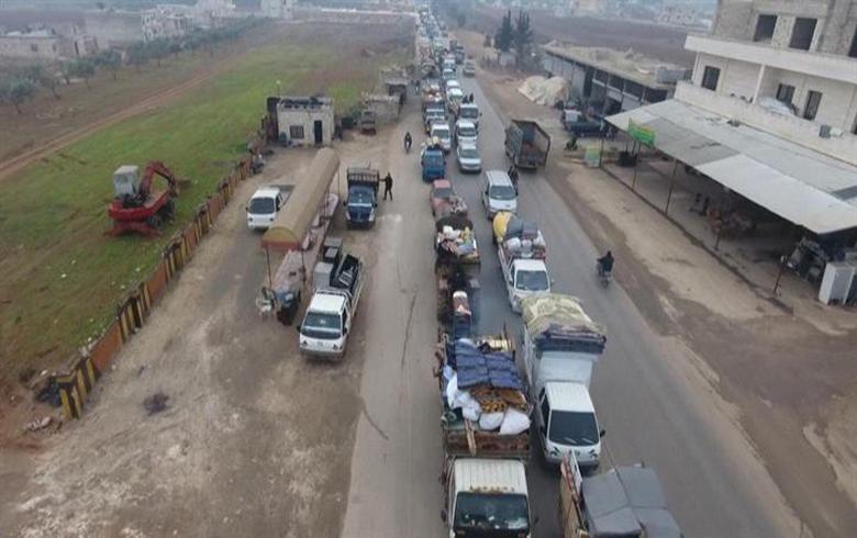 الأمم المتحدة: نزوح أكثر من 800 ألف مدني شمال غرب سوريا