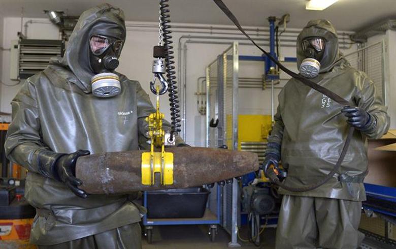 موظفون يسربون معلومات سرية حول هجوم دوما الكيماوي