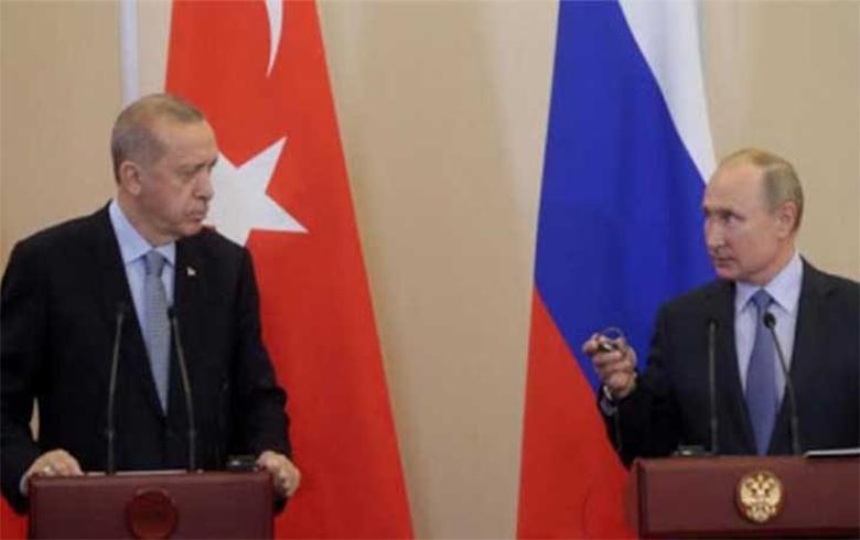 استمرار شد الحبال بين تركيا وروسيا في سوريا