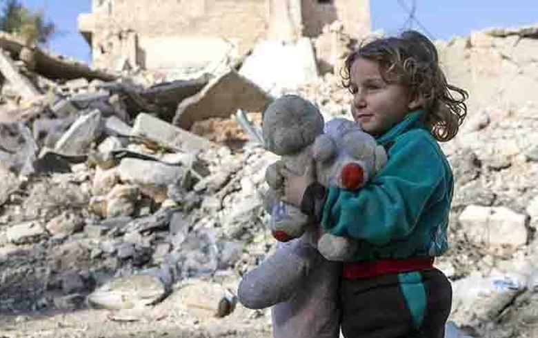 سورية من بين الدول الأكثر خطراً على الأطفال