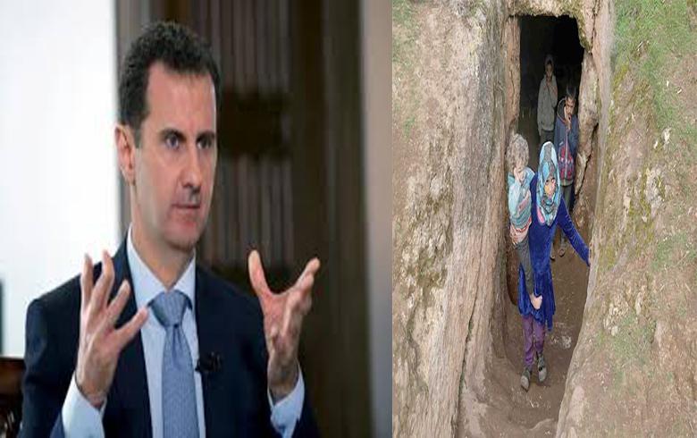 أسد على السوريين في إدلب وأبكم أمام الإسرائيليين في دمشق