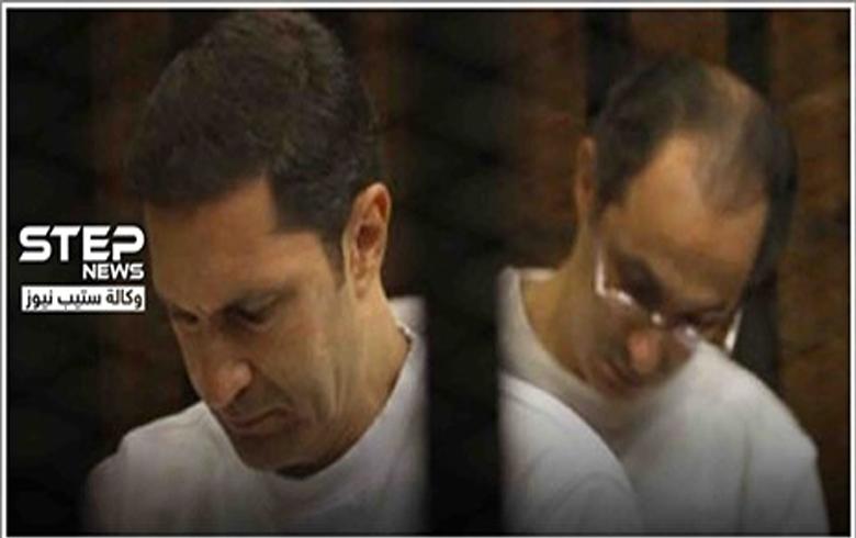 جنايات القاهرة تُبرئ علاء وجمال مبارك من التهم المنسوبة إليهما