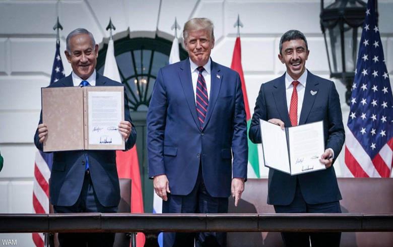 بنود نص معاهدة السلام بين الإمارات وإسرائيل