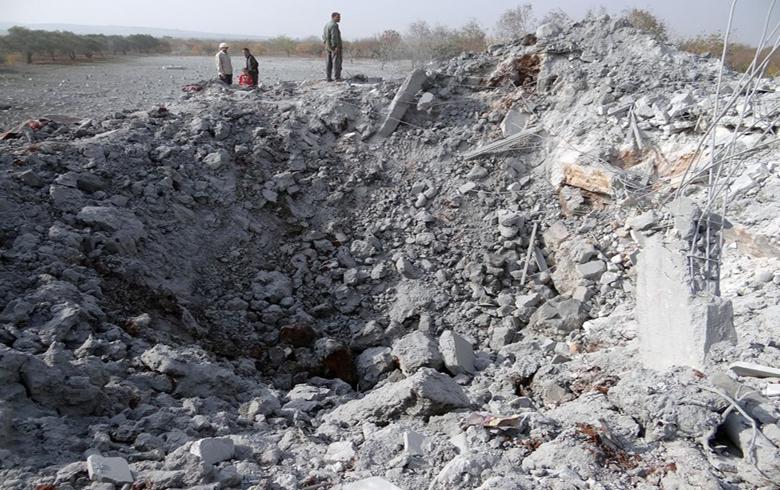 أمريكا تدين استمرار المذابح التي ترتكبها القوات الروسية والنظام في إدلب