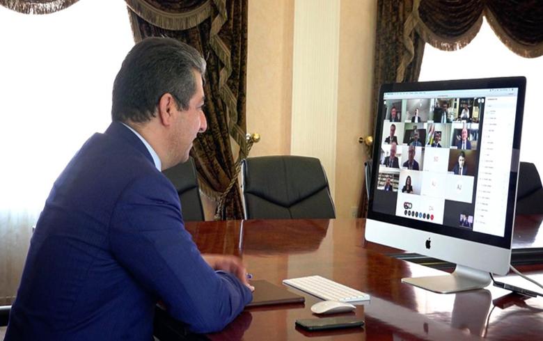 مسرور بارزاني: كوردستان لن تتنازل عن حقوقها الدستورية
