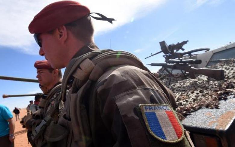 القوات الفرنسية والقوات البريطانية تستعد للانسحاب من كوردستان سوريا