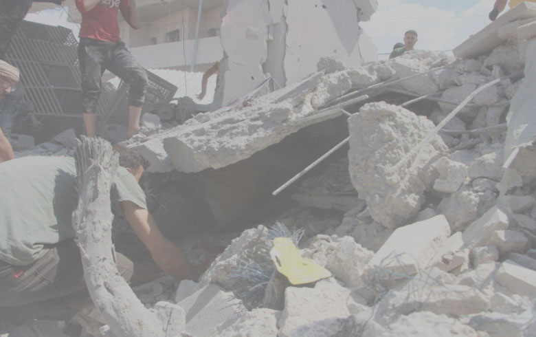 11 Civilians Killed & 15 Injured in Airstrikes in Idlib Tuesday