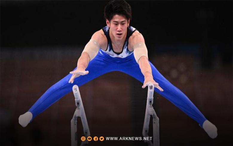 أولمبياد طوكيو: لماذا يستخدم لاعبو الجمباز العسل؟