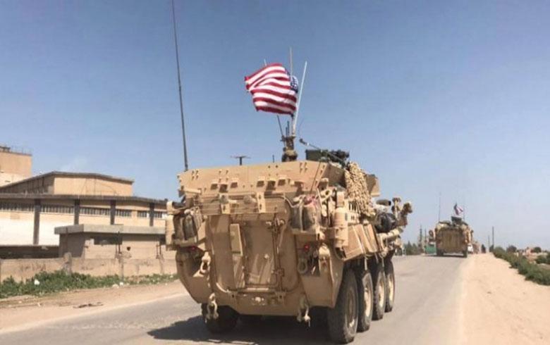 US also leaves air base in Kobani