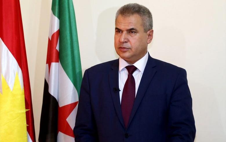 وفد من المجلس الوطني و المعارضة السورية يزوران واشنطن