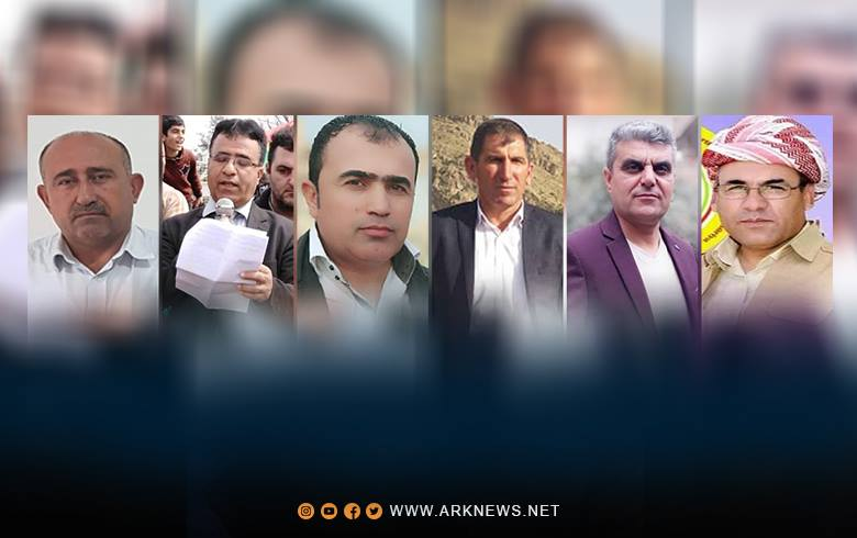 With names and pictures... PYD militants kidnapped many members of the PDK-S in Syrian Kurdistan