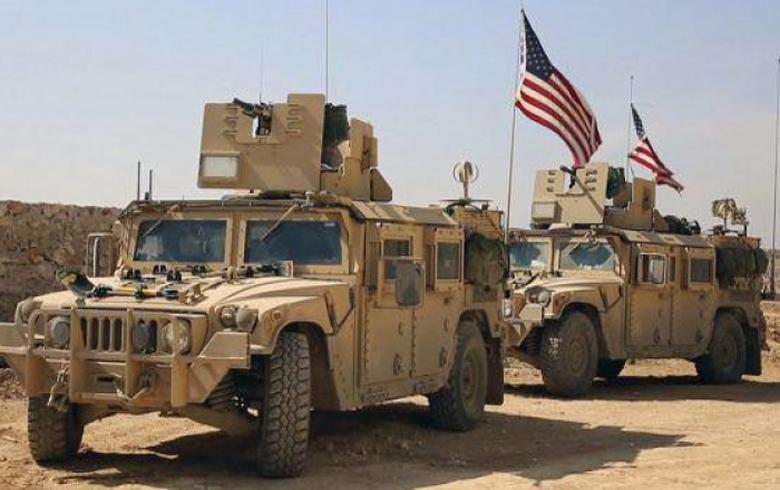 القوات الأمریكیة تخلي قاعدة سبتة جنوب كوباني