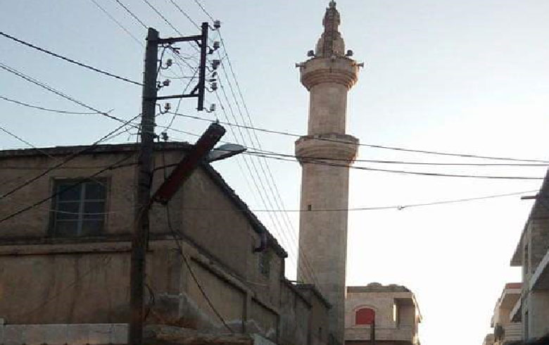Afrin ... Armed groups change imams of most mosques in Jenderes town