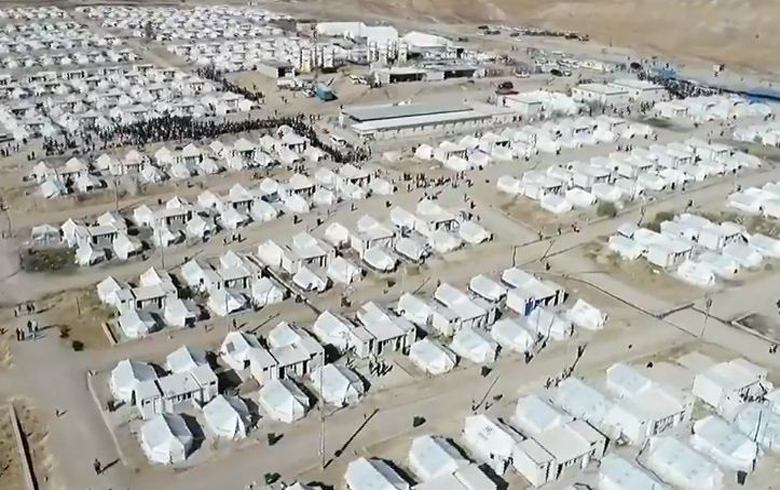 KRG: The number of people fleeing from the Turkish operation approaches 19,839 refugees
