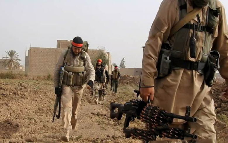 الميليشيات الإيرانية تنقل مقراتها إلى أطراف مدينة البوكمال