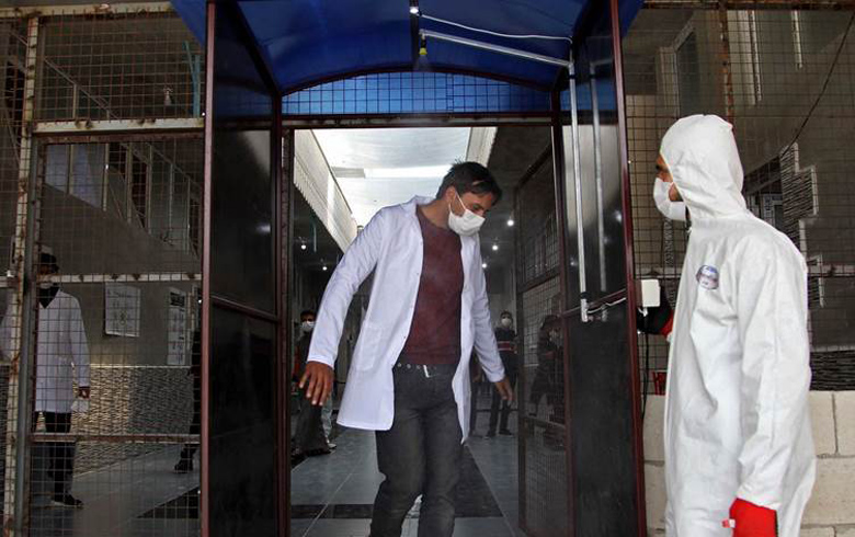 انتشار مرعب لفايروس كورونا في كوردستان سوريا