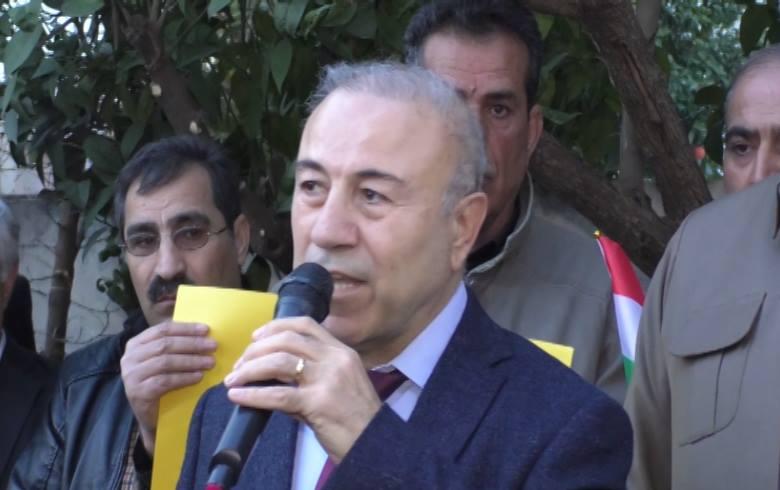 د.عبدالحكيم بشار: PYD تنظيم طارئ و يجب أن يخرج, و هو محتل بكل معنى الكلمة