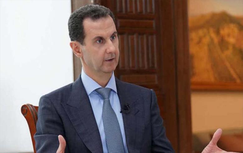 بشار الأسد يطبق نصيحة عصام زهر الدين