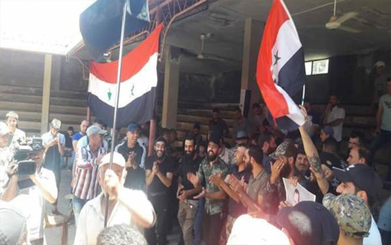 The most dangerous kidnapping gangs in Sweida Return to the bosom of the Assad