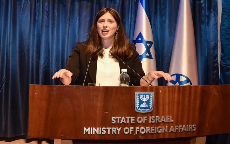 الخارجية الإسرائيلية: الحفاظ على الكورد في شمال سوريا يعد من المصالح الإسرائیلیة الكبرى