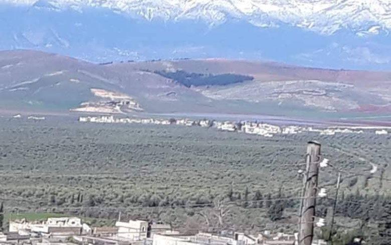 30 عائلة مستوطنة يغادرون قريةً في عفرين