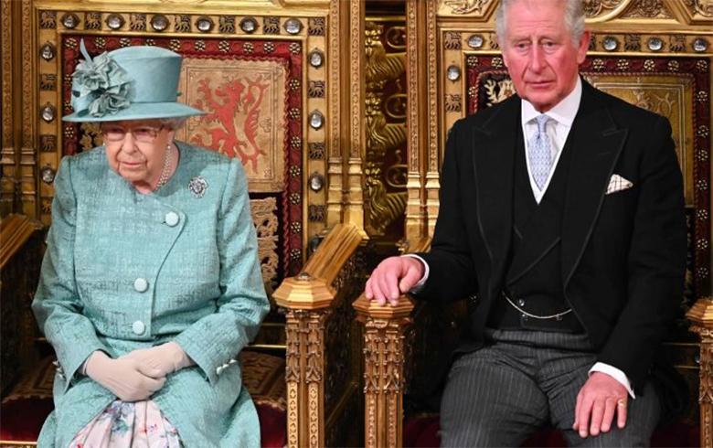 إصابة ولي العهد البريطاني الأمير تشارلز بفيروس كورونا
