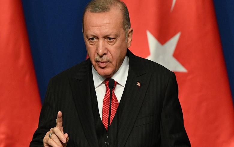 أردوغان: لن ننسحب من سوریا قبل انسحاب الدول الأخرى