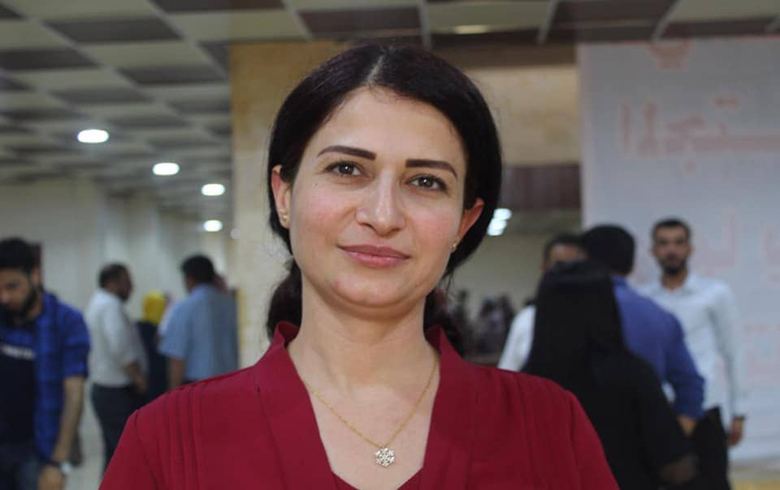 The US State Department condemns the martyrdom of Kurdish politician Hevrin Khalaf