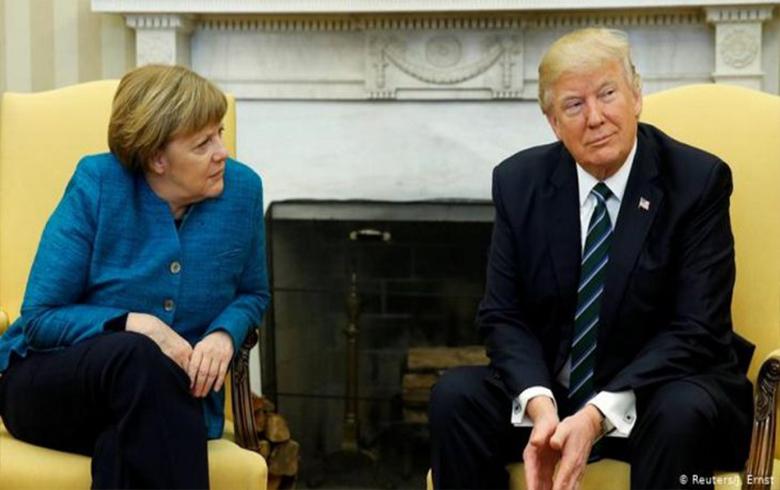 ماري ترامب: أعتقد أن علاقة ترامب الصعبة مع ألمانيا ترجع إلى أن ميركل امرأة قوية