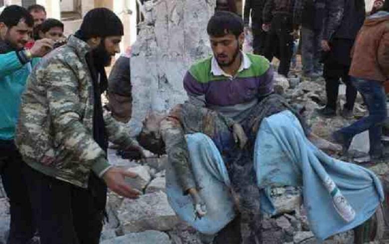 دبلوماسي أمريكي: الأسد ارتكب المحرقة الثانية في القرن الـ 21