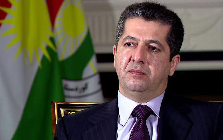 PM Barzani Speaks with Iraqi Counterpart on Burning of Kurdistan Flag, KDP Office in Baghdad